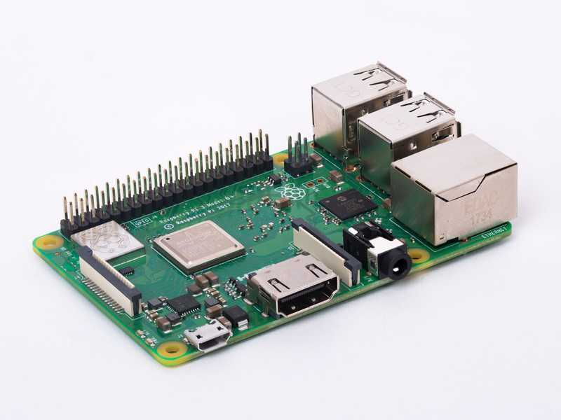 Raspberry Pi 3B Plus