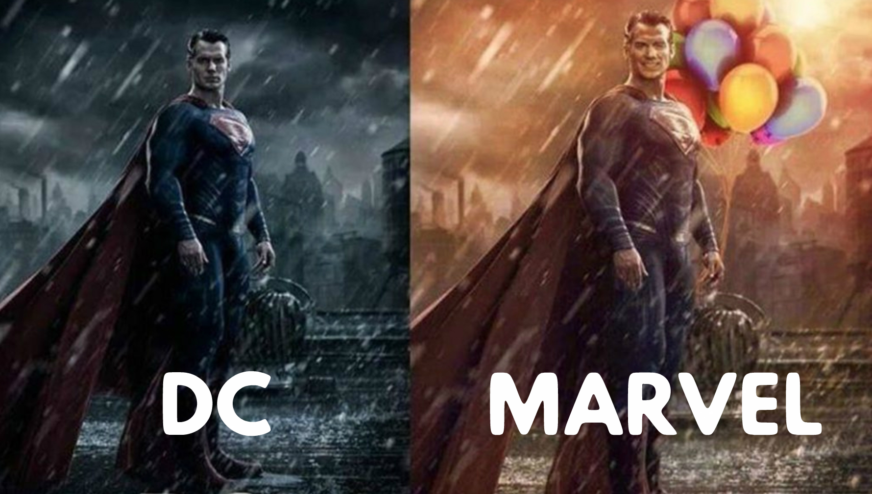 [Источник](https://www.quirkybyte.com/blog/2017/11/epic-marvel-vs-dc-memes/)